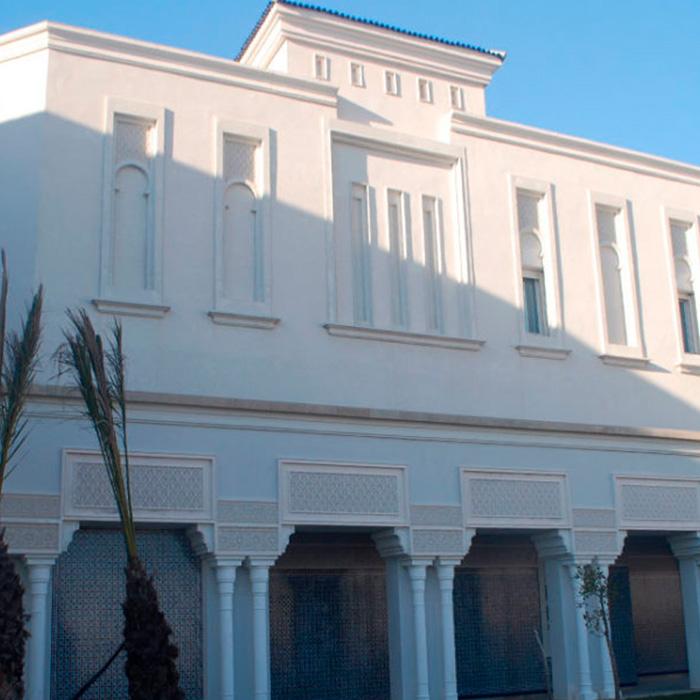 Palacio en Marruecos